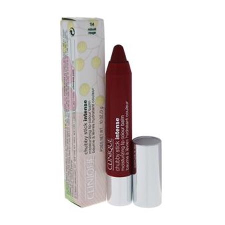 Clinique Chubby Stick Intense Moisturizing Lip Colour Balm - # 14 Robust Rouge 0.1 oz Lipstick Clinique High Impact Lip Colour Spf 15