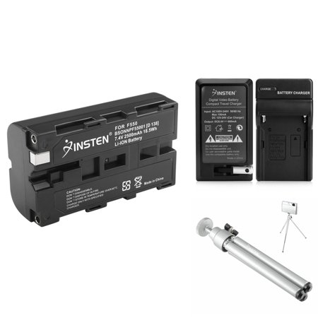 Insten np f550 batterychargertripod for sony np f550 f570 bundle insten np f550 batterychargertripod for sony np f550 f570 fandeluxe Images