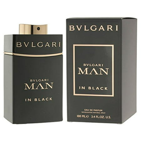 (Bvlgari Man in Black Eau de Parfum Spray for Men, 3.4 Ounce)