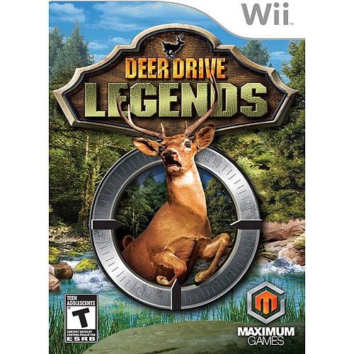 Deer Drive Legends (wii)