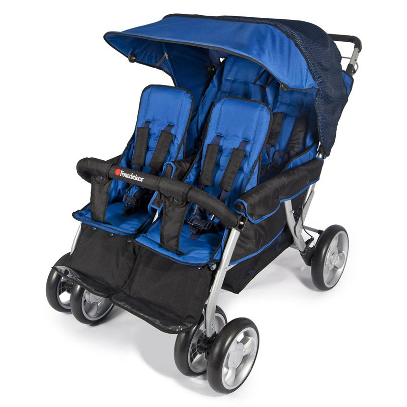 Multi-child Stroller