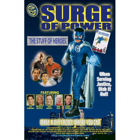 Surge of Power POSTER Movie Mini Promo](Modern Family Promo Halloween)