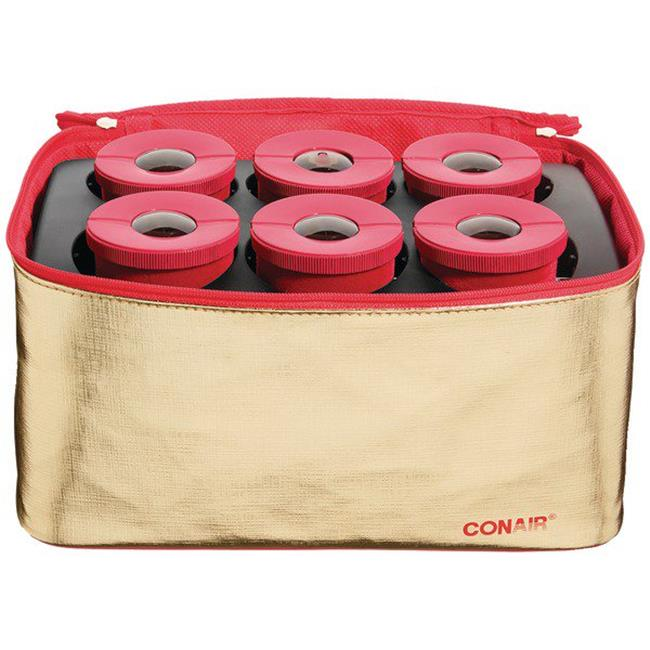 Lift & Volume Hot Rollers for for Medium to Long Hair