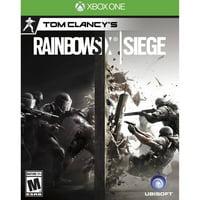 Rainbow Six Siege (Xbox One) - Pre-Owned Ubisoft