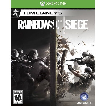 Rainbow Six Siege (Xbox One) - Pre-Owned Ubisoft