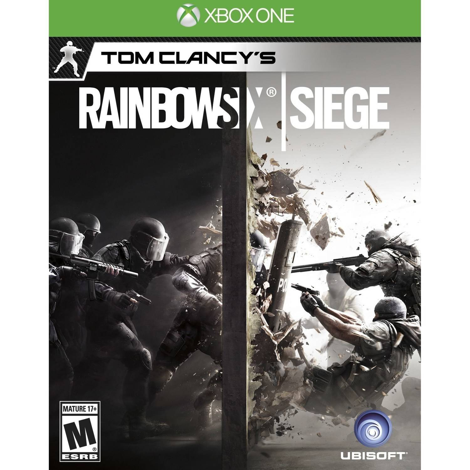 Rainbow Six Siege (Xbox One) - Pre-Owned