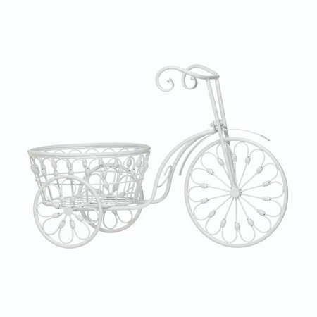 White Terrace (White Bicycle Planter, By Summer field Terrace from USA )