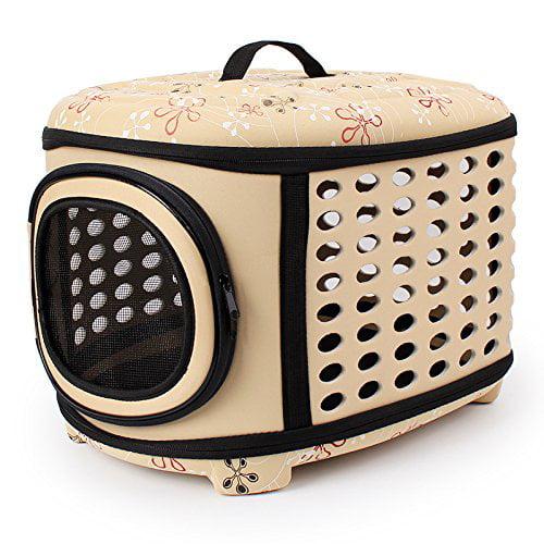 Stock Show 1Pc Fashion Portable Folding EVA Pet Carrier T...