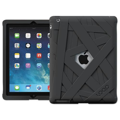 Loop Mummy Case For Ipad 4Th Gen, Graphite