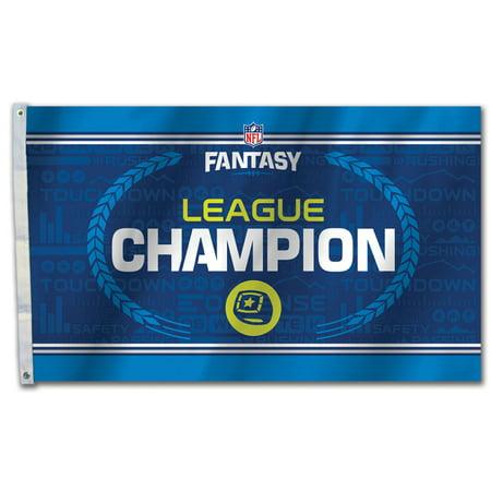 Fantasy Football League Champion Flag