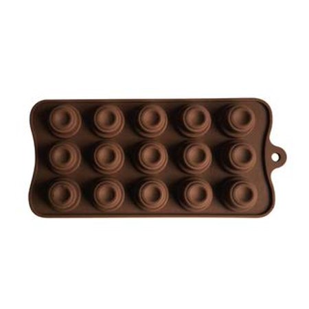 """Cool Silicone Chocolate Molds 