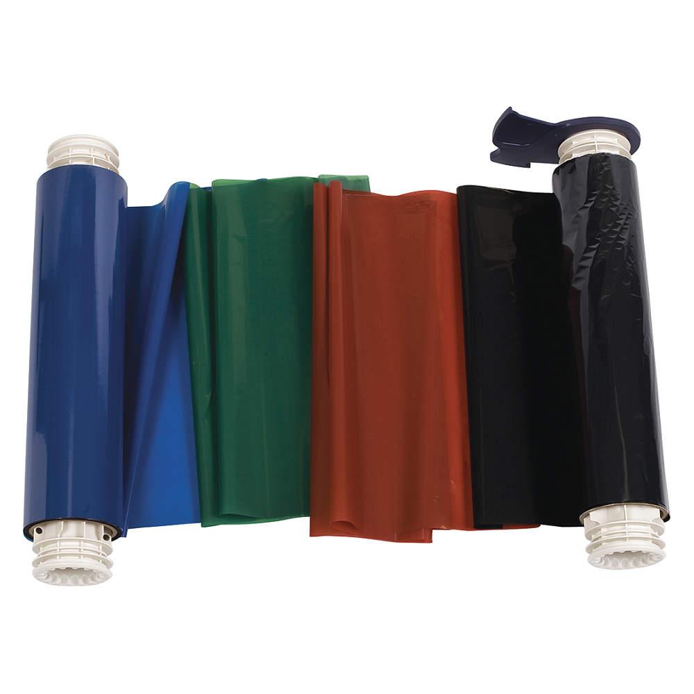 BRADY Ribbon Cartridge, 8-4/5 In. W, 200 ft. L 13534