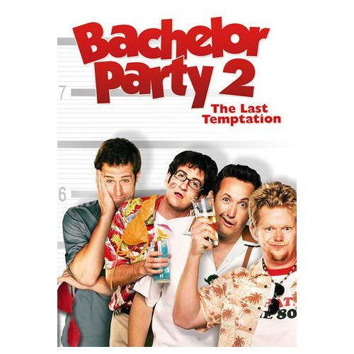 Bachelor Party 2: The Last Temptation (Rated) (2008)