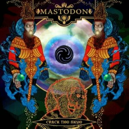 Mastodon - Crack The Skye (Deluxe Edition) (Explicit) (CD)