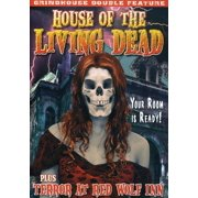 House of the Living Dead & Terror at Red Wolf Inn (DVD)