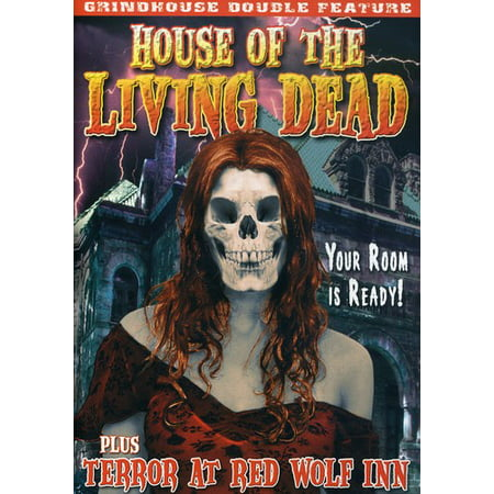 House of the Living Dead & Terror at Red Wolf Inn (Sinking Of The Lusitania Terror At Sea)