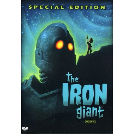 Warner Brothers Iron Giant Special Edition (dvd) - Mcdonalds Halloween Special