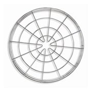 Chrome Wall Clock Wire Guard Kit (13 in.)