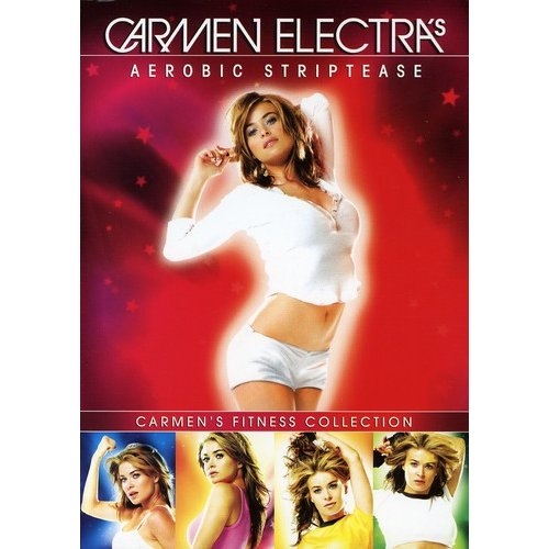 PARAMOUNT HOME VIDEO Carmen Electra: Aerobic Striptease Fitness Collection (Full Frame)