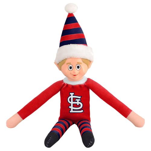 St. Louis Cardinals Plastic Face Elf - No Size