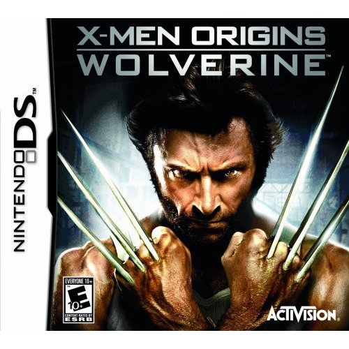 X-Men Origins: Wolverine (DS)