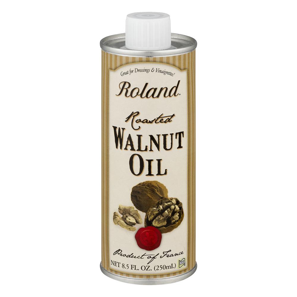 Roland Roasted Walnut Oil, 8.5 fl oz