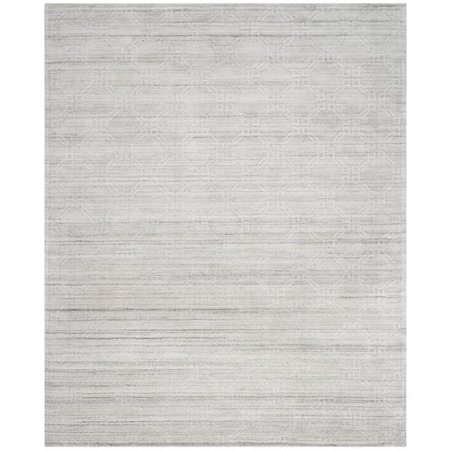 Corrigan Studio Arena Light Gray Area Rug