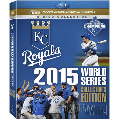 2015 World Series Collection (Blu-ray) (Widescreen)