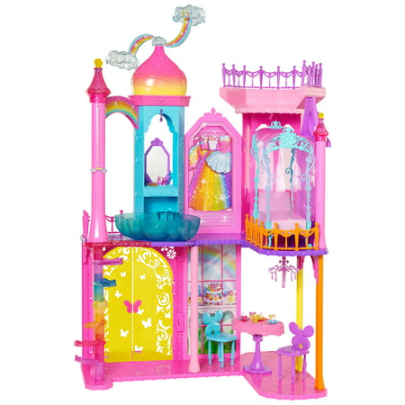 Barbie Rainbow Cove Castle (Castle Playmat)