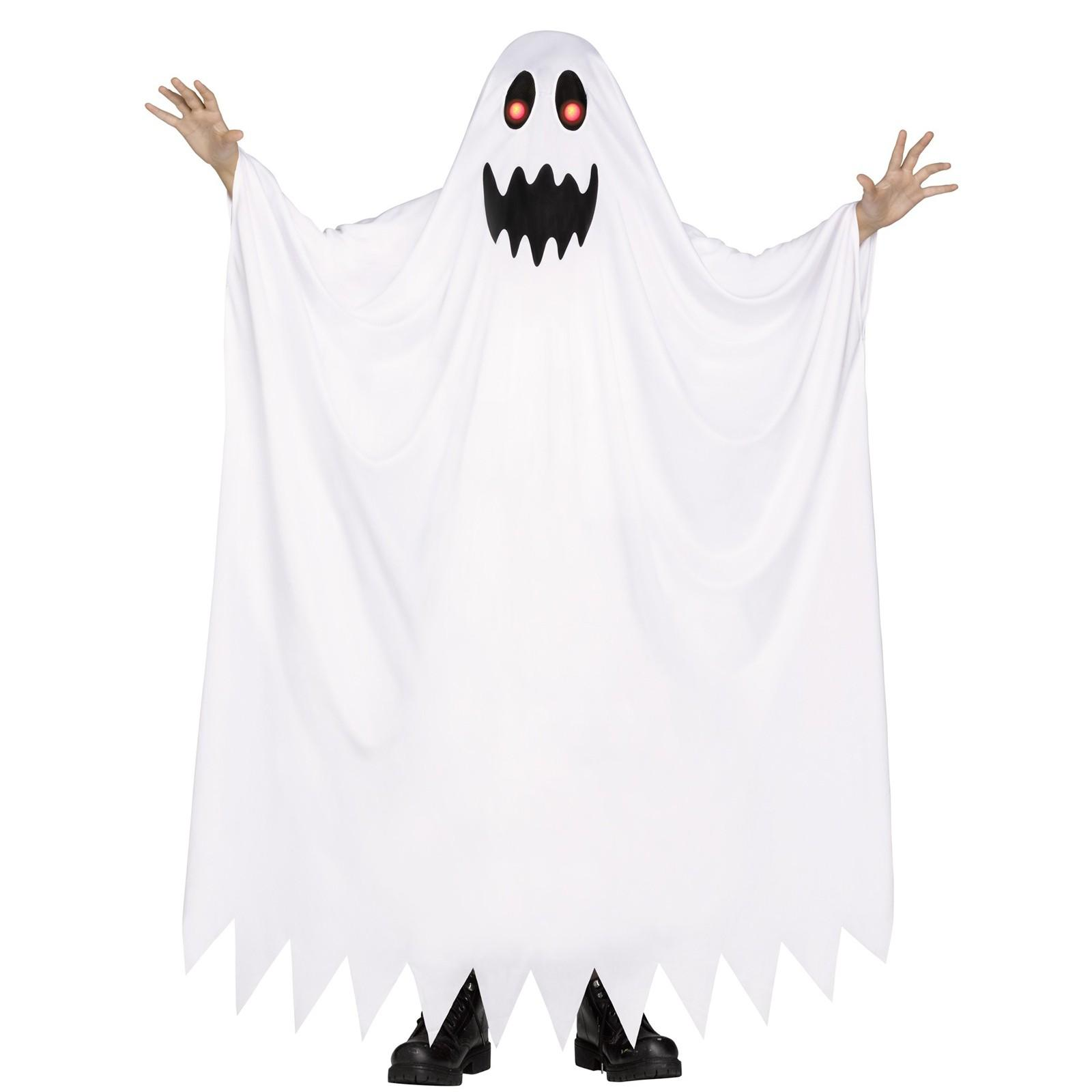 fade in out ghost child halloween costume medium 8 10 walmartcom