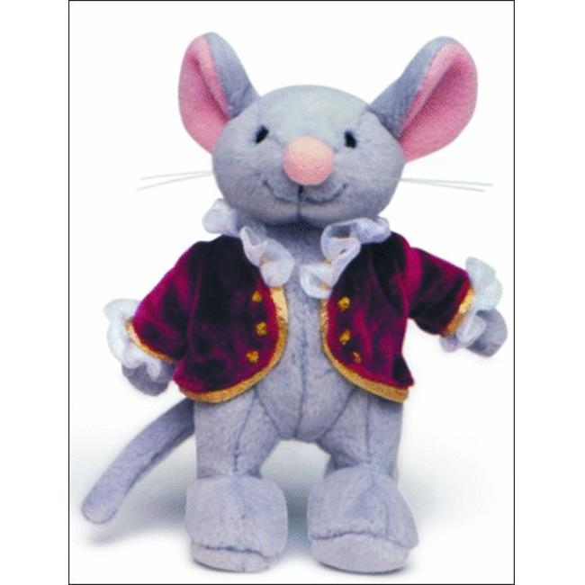 Alfred 00-14653 Music for Little Mozarts- Plush Toy- Mozart Mouse