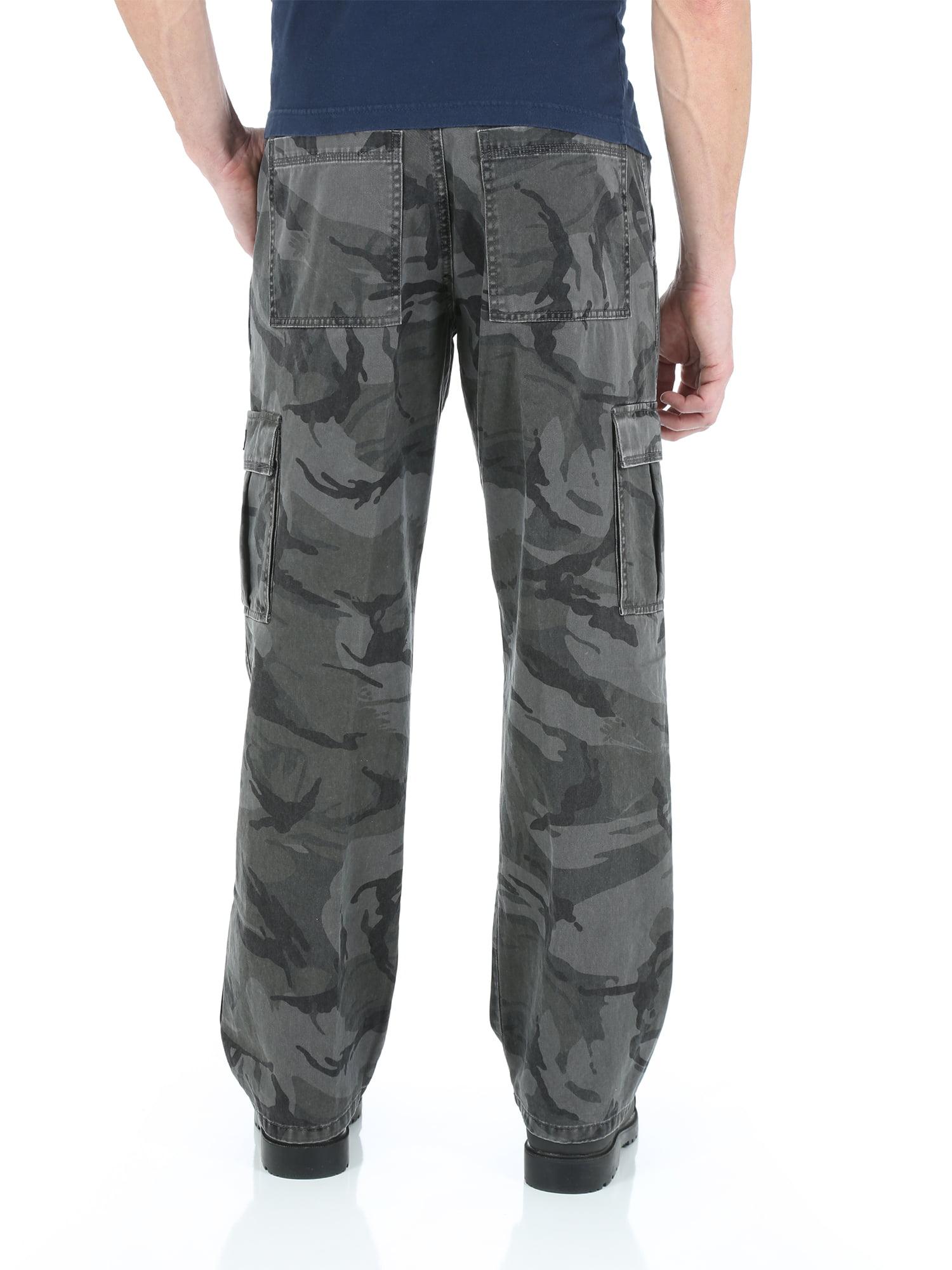 7af7d4db Wrangler - Wrangler Men's Legacy Cargo Pant - Walmart.com