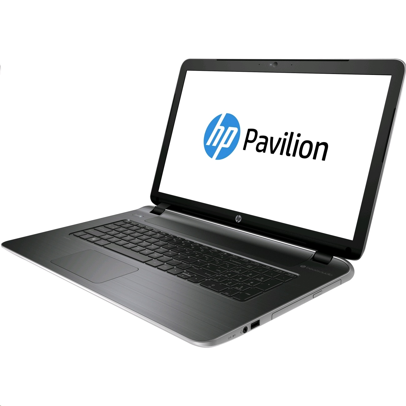 HP Pavilion Laptop Computer With 17.3in. HD+ Screen AMD Q...