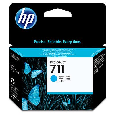 Hp Designjet Plotter (HP 711 29-ml Cyan DesignJet Ink Cartridge )