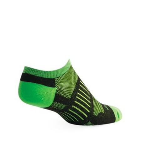 Socks - SockGuy - Channel Air Sprint Black L/XL Cycling/Running