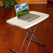 "Lifetime 30"" Personal Folding Table, Almond"