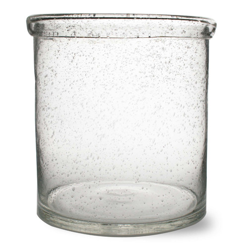 Tag Bubble Glass Ice Bucket