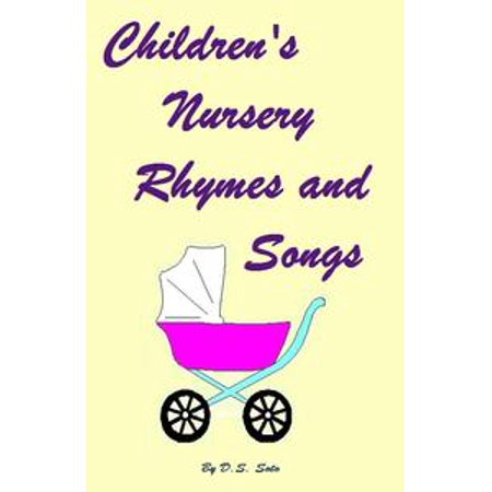 Children's Nursery Rhymes and Songs - eBook for $<!---->