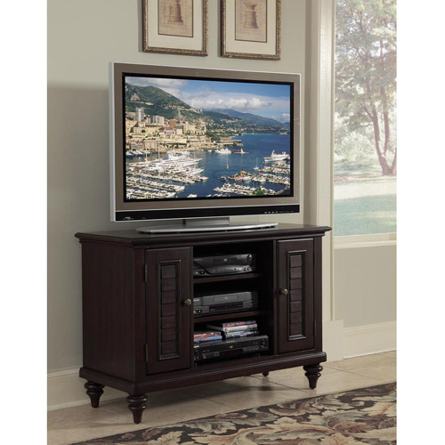 """Home Styles Bermuda Espresso Flat Panel TV Stand, for TV's up to 47"""""""