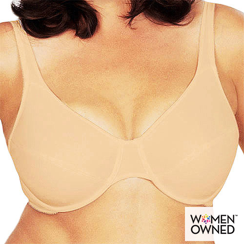 Fruit of the Loom - Full Figure Fit for Me Underwire Bra, Style 9501