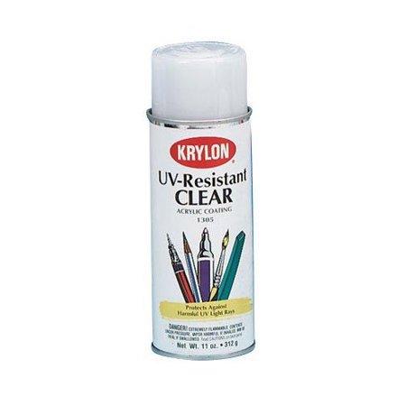 Krylon UV Resistant Clear Spray