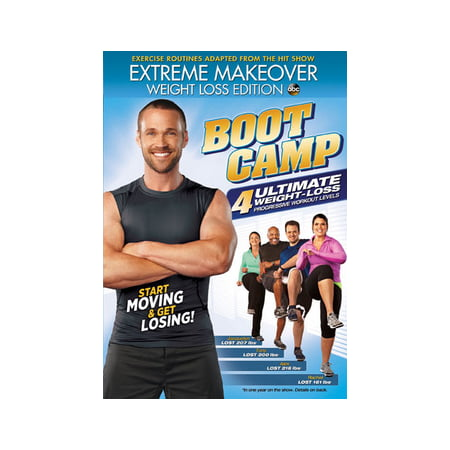EXTREME MAKEOVER WEIGHT LOSS EDITION-BOOT CAMP (DVD)