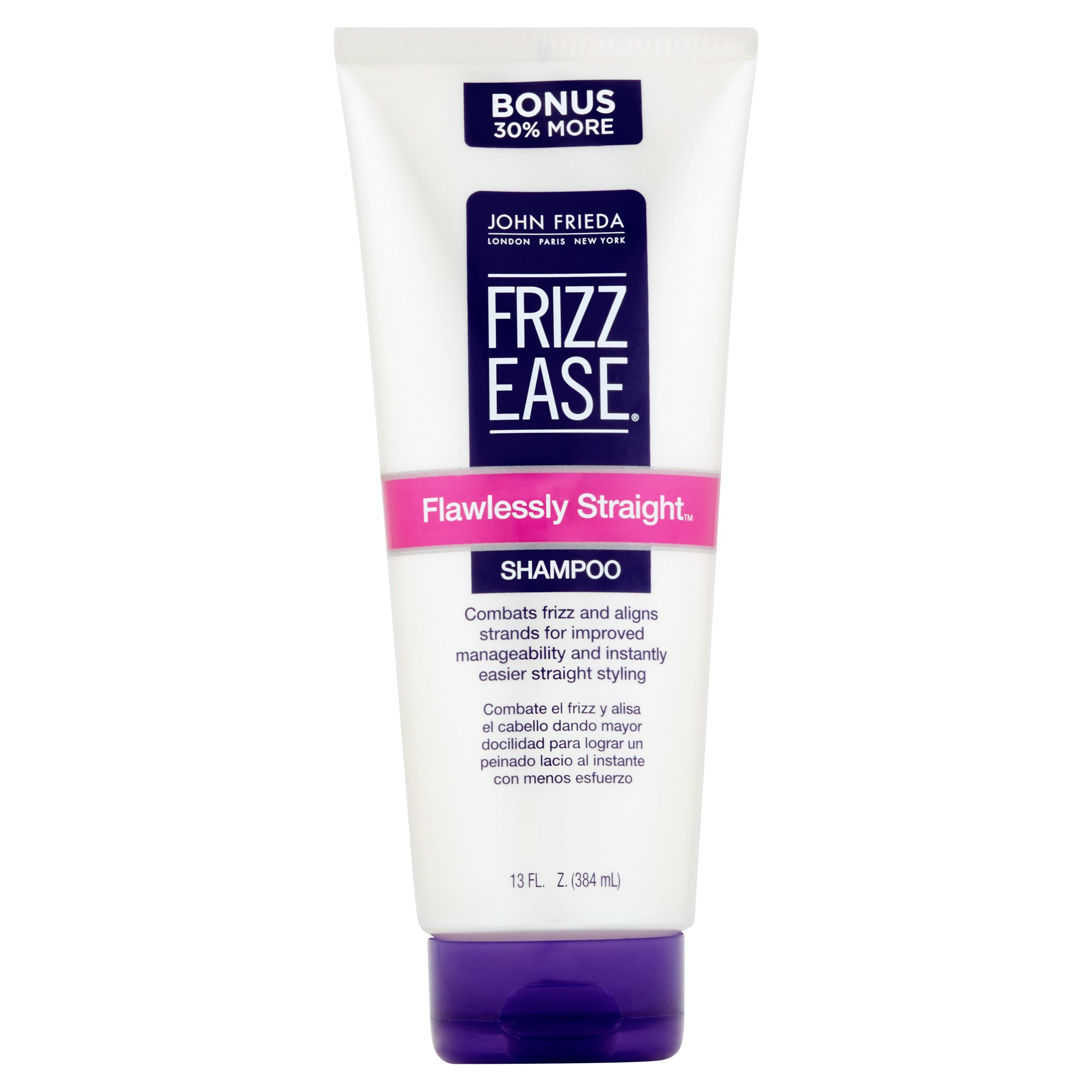 John Frieda Frizz Ease Flawlessly Straight Shampoo, 13 fl oz