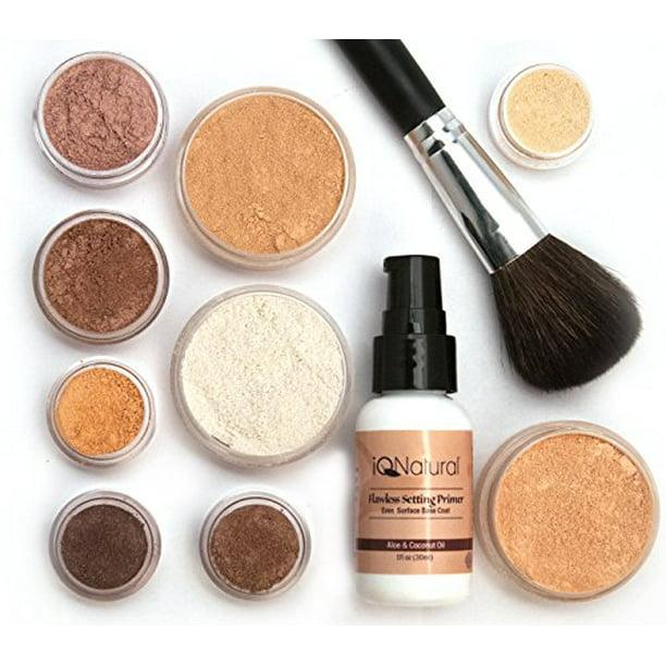 Iq Natural Mineral Makeup Starter Set