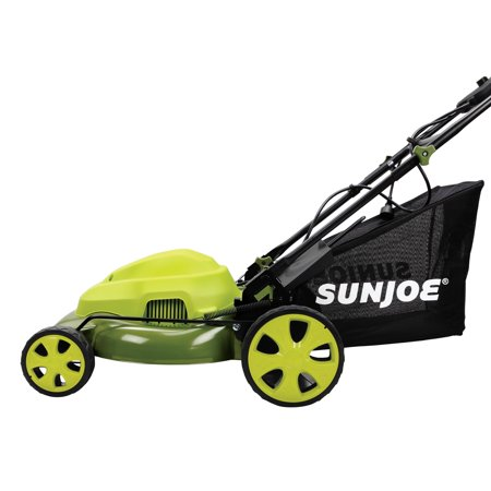 Sun Joe MJ408E Mow Joe 12 Amp 20 in. Electric Lawn Mower + Mulcher