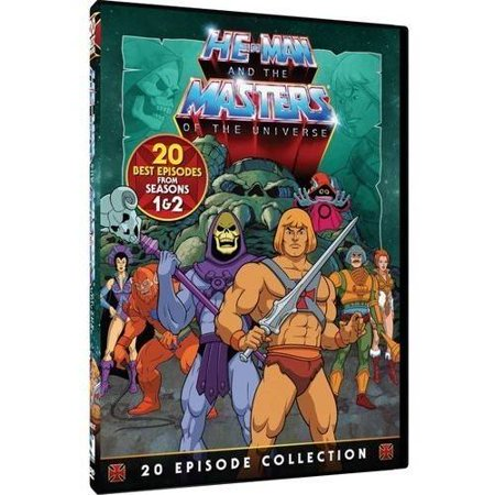 He-Man and the Masters of the Universe 20 Best Episodes from Seasons 1 & 2