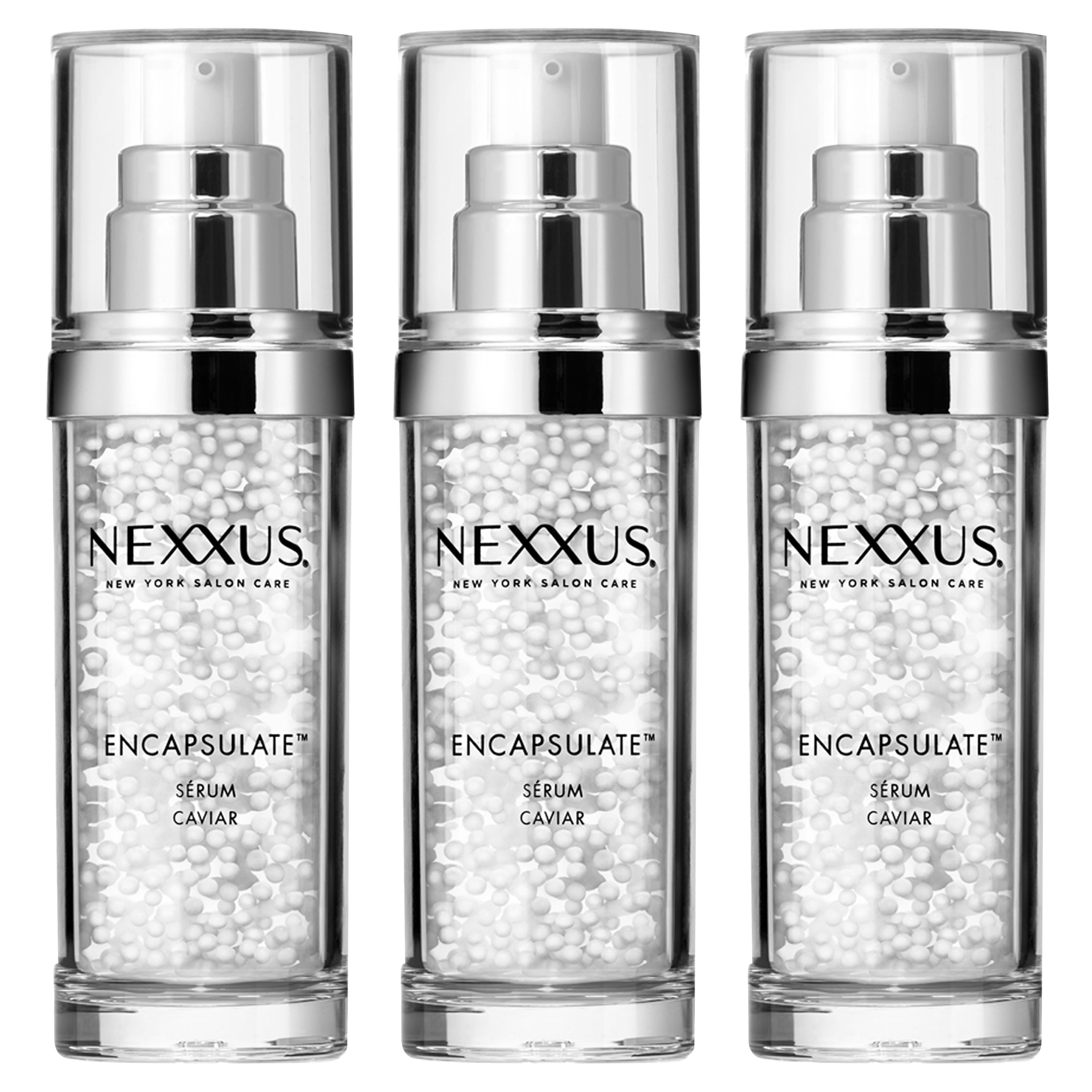 Nexxus Humectress for Normal to Dry Hair Serum, 2.36 oz, 3 count