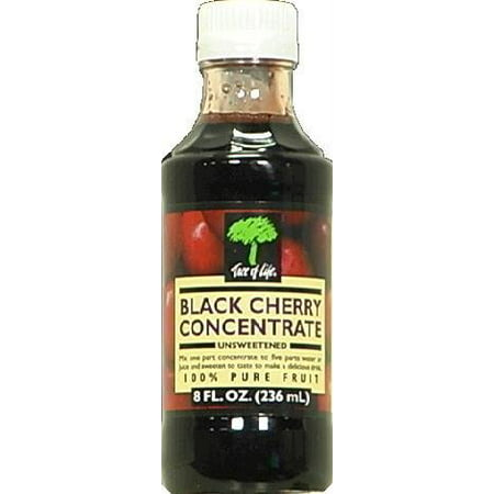 Tree Of Life Juice Concntrt Unswt Blk Cherr 8 FO (Pack of 1)