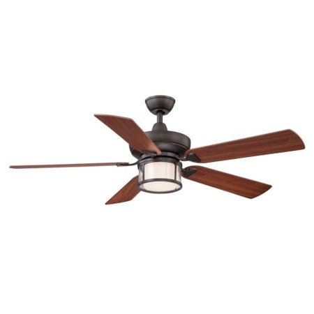 Hampton bay ceiling fan blades replacement appliances hampton bay tipton ii 52 in oil rubbed bronze ceiling fan aloadofball Choice Image
