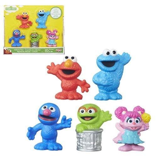 Sesame Street Seasame Street 5 Figure Gift Pack Toy by Hasbro